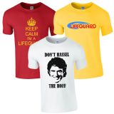 MENS LIFEGUARD T-SHIRTS